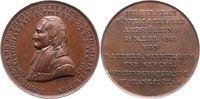 Bronzemedaille 1843 Frankfurt-Stadt  Winz. Randfehler, winz. Kratzer, f... 45,00 EUR  zzgl. 5,00 EUR Versand