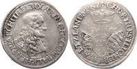1/4 Gulden zu 15 Kreuzer 1668 Pfalz-Kurlinie Karl Ludwig 1648-1680. Prä... 150,00 EUR  zzgl. 5,00 EUR Versand