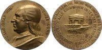 Bronzemedaille 1922 Sachsen-Herrnhut  Etui. Kl. Flecken, vorzüglich  30,00 EUR  zzgl. 5,00 EUR Versand