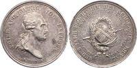 Silbermedaille 1818 Sachsen-Albertinische Linie Friedrich August I. 180... 100,00 EUR  zzgl. 5,00 EUR Versand