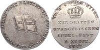 Silberabschlag von den Stempeln des Duka 1817 Sachsen-Weimar-Eisenach C... 70,00 EUR  zzgl. 5,00 EUR Versand