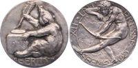 Silbermedaille 1908 Brandenburg-Berlin, Stadt  Winz. Kratzer, vorzüglich  95,00 EUR  zzgl. 5,00 EUR Versand