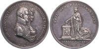 Silbermedaille 1809 Brandenburg-Preußen Friedrich Wilhelm III. 1797-184... 135,00 EUR  zzgl. 5,00 EUR Versand