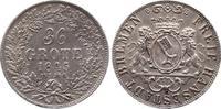 36 Grote 1845 Bremen-Stadt  Winz. Druckstelle unter dem Wappen, vorzügl... 65,00 EUR  zzgl. 5,00 EUR Versand