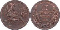 10 Pfennig 1894  A Neuguinea  Vorzüglich +  295,00 EUR  +  7,00 EUR shipping