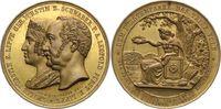 Vergoldete Bronzemedaille 1845 Schwarzburg-Sondershausen Günther Friedr... 175,00 EUR  zzgl. 5,00 EUR Versand