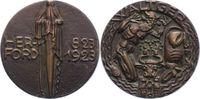 Bronzegussmedaille 1923 Herford, Stadt  Vorzüglich - gussfrisch  145,00 EUR  zzgl. 5,00 EUR Versand
