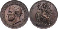 Bronzemedaille 1881 Braunschweig-Wolfenbüttel Wilhelm 1831-1884. Winz. ... 55,00 EUR  zzgl. 5,00 EUR Versand