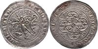 Groschen 1369-1406 Sachsen-Markgrafschaft Meißen Balthasar 1369-1406. P... 70,00 EUR  zzgl. 5,00 EUR Versand