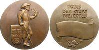 Bronzegussmedaille  Ravensberg-Bielefeld, Stadt  Vorzüglich - gussfrisch  250,00 EUR  zzgl. 5,00 EUR Versand