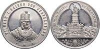Zinnmedaille 1861-1888 Brandenburg-Preußen Wilhelm I. 1861-1888. Vorzüg... 25,00 EUR  zzgl. 5,00 EUR Versand