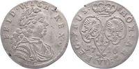 6 Gröscher 1 1716  CG Brandenburg-Preußen Friedrich Wilhelm I. 1713-174... 135,00 EUR  zzgl. 5,00 EUR Versand