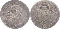 6 Gröscher 1 1755  E Brandenburg-Preußen Friedrich II. 1740-1786. Hübsc... 110,00 EUR  zzgl. 5,00 EUR Versand