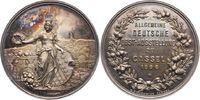 Silbermedaille 1896 Hessen-Kassel, Stadt  Schöne Patina. Leicht beriebe... 145,00 EUR  zzgl. 5,00 EUR Versand
