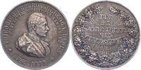 Silbermedaille 1872 Baden-Durlach Friedrich I. 1852-1907. Mattiert. Ent... 65,00 EUR  zzgl. 5,00 EUR Versand
