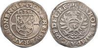 3 Kreuzer 1552 Regensburg, Stadt  Sehr schön  60,00 EUR  zzgl. 5,00 EUR Versand
