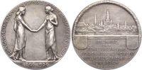 Silbermedaille 1906 Konstanz-Stadt  Winz. Kratzer, vorzüglich  85,00 EUR  zzgl. 5,00 EUR Versand