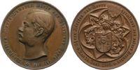 Bronzemedaille 1883 Thurn und Taxis Maximilian Maria Lamoral 1862-1885.... 85,00 EUR  zzgl. 5,00 EUR Versand