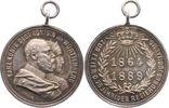 Silbermedaille 1889 Württemberg Karl 1864-1891. Vorzüglich - Stempelgla... 65,00 EUR  zzgl. 5,00 EUR Versand