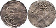 Pfennig 1024-1049 Esslingen, königliche Münzstätte Konrad II. 1024-1049... 295,00 EUR  zzgl. 5,00 EUR Versand
