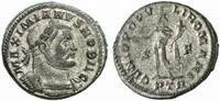 Nummus  ROMAN COINS - MAXIMIANUS GALERIUS, Caesar 293-305 Vorzüglich  100,00 EUR  zzgl. Versand