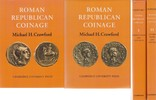 2014 ANCIENT COINS - CRAWFORD - ROMAN REPUBLICAN COINAGE (RRC) NEU  450,00 EUR inkl. gesetzl. MwSt., zzgl. 8,50 EUR Versand