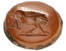 Roter Jaspis  ANCIENT ART - GEMME   150,00 EUR  zzgl. 7,50 EUR Versand