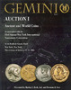 2005 AUCTION CATALOGUES GEMINI - AUCTION I (2005) Druckfrisch  12,50 EUR  zzgl. 7,50 EUR Versand
