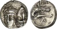 Trihemiobol  GREEK COINS - MOESIA INFERIOR - ISTROS Vorzüglich  135,00 EUR  zzgl. 7,50 EUR Versand