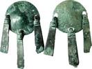 Bronze  ANCIENT ART - RIEMENVERTEILER (PAAR) - BRONZEZEIT   450,00 EUR  zzgl. 7,50 EUR Versand