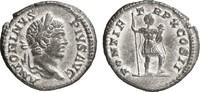 Denar  ROMAN COINS - CARACALLA, 198-217 Fast vorzüglich  65,00 EUR  zzgl. 7,50 EUR Versand