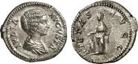 ROMAN COINS - Denar  Vorzüglich JULIA DOMNA, Gemahlin des Septimius Seve... 75,00 EUR  zzgl. 7,50 EUR Versand