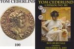 1995-2015 AUCTION CATALOGUES - TOM CEDERLIND - MBS CATALOGUES 100 (199... 65,00 EUR  zzgl. 15,00 EUR Versand