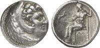 Tetradrachme  GREEK COINS - MAKEDONIEN - PHILIPPOS III ARRHIDAIOS Sehr ... 300,00 EUR  zzgl. 7,50 EUR Versand