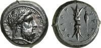 Bronze  GREEK COINS - SIZILIEN - SYRAKUS Fast vorzüglich  500,00 EUR  zzgl. 7,50 EUR Versand