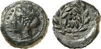 Bronze  GREEK COINS - SIZILIEN - HIMERA Fast vorzüglich  135,00 EUR  zzgl. 7,50 EUR Versand