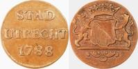 Duit 1788 City-Utrecht City-Utrecht ( the Netherlands), duit 1788.   15,00 EUR  zzgl. 8,50 EUR Versand