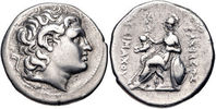 KINGS of THRACE, Macedonian. Lysimachos. 305-281 BC. AR Tetradrachm ... 723,06 EUR  zzgl. 10,91 EUR Versand