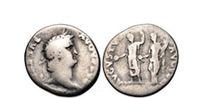 Nero. AD 54-68. AR Denarius (17mm, 3.1 gm). Rome. Struck circa AD 64... 362,75 EUR  zzgl. 11,02 EUR Versand