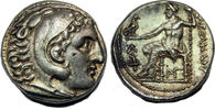 KINGS of MACEDON. Alexander III 'the Great'. 336-323 BC. AR Tetradra... 616,94 EUR  zzgl. 10,65 EUR Versand