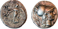 KINGS of GALATIA. Amyntas. 36-25 BC. AR Tetradrachm (15.71 gm, 28 mm... 1080,65 EUR
