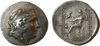 KINGS of MACEDON. Alexander III. 336-323 BC. AR Tetradrachm (34mm, 1... 445,44 EUR  zzgl. 10,80 EUR Versand