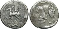 Sicily, Gela. Ca. 465-450 B.C. AR tetradrachm. Very Rare variety. Si... 1215,73 EUR
