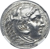 MACEDONIAN KINGDOM. Alexander III the Great (336-323 BC). AR tetradr... 3150,58 EUR  zzgl. 13,50 EUR Versand