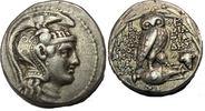 ATTICA, Athens. Circa 165-42 BC. AR Tetradrachm (28mm, 16.6 gm). New... 1080,65 EUR