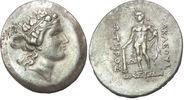 ISLANDS off THRACE, Thasos. Circa 168/7-148 BC. AR Tetradrachm (36mm... 535,60 EUR  zzgl. 10,80 EUR Versand