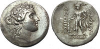 ISLANDS off THRACE, Thasos. Circa 168/7-148 BC. AR Tetradrachm (34mm... 535,60 EUR  zzgl. 10,80 EUR Versand