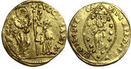 ITALY, Venice. Ludovico Manin. 1789-1797. AV Zecchino (21mm, 3.47 gm... 449,51 EUR  zzgl. 10,90 EUR Versand