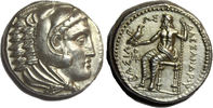 KINGS of MACEDON. Alexander III 'the Great'. 336-323 BC. AR Tetradra... 1343,14 EUR  zzgl. 13,48 EUR Versand
