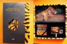 Niue 5 Dollars 2011 PP in Sonderbox Tigero...